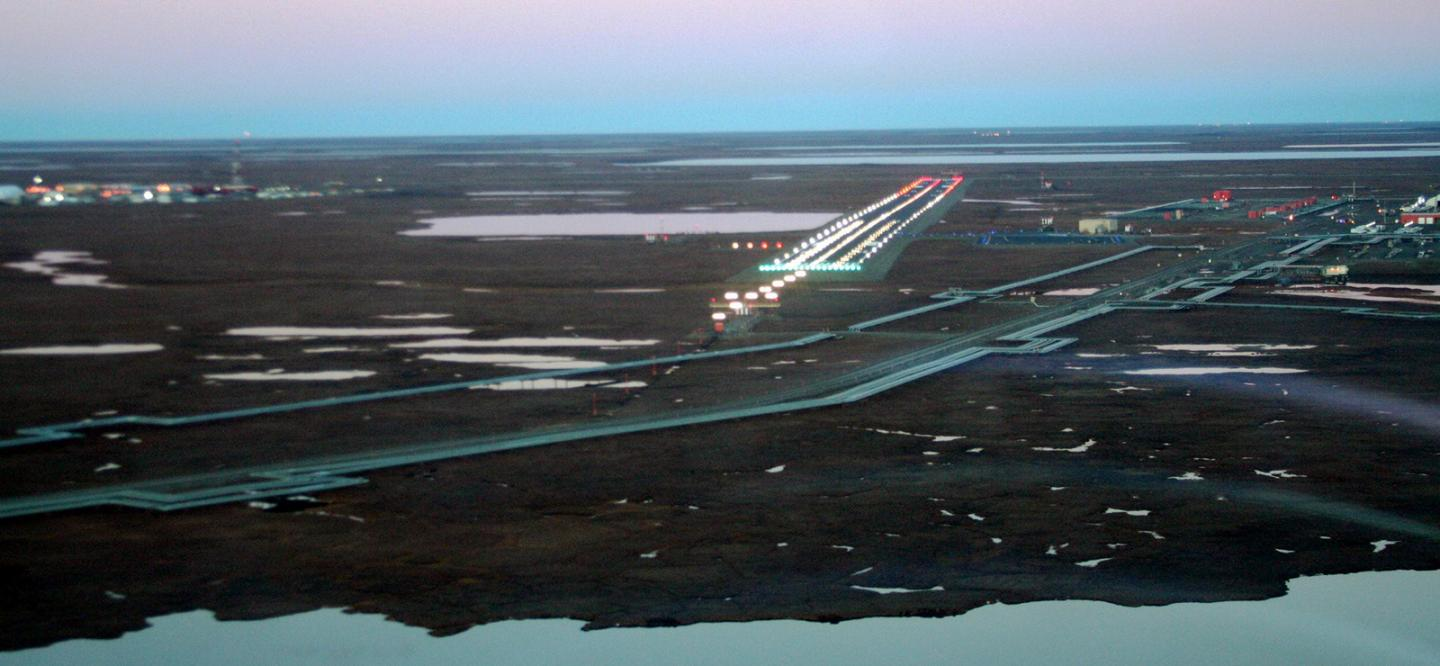 Kuparuk Alaska Runway Improvements