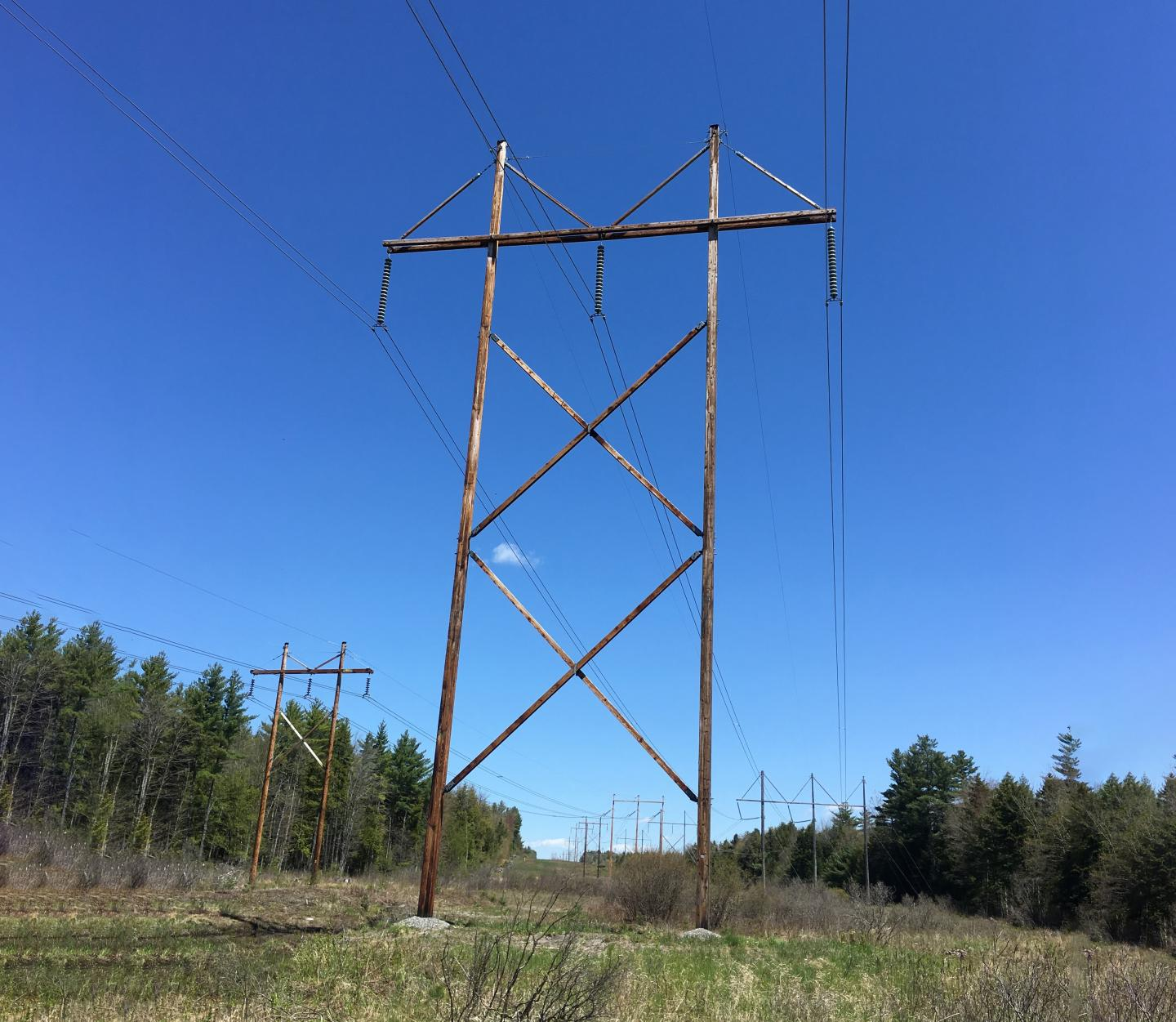 Section 388 and 3023 Transmission Line Rebuild Project