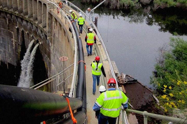 Safety Enhancements for Dams, Locks and Reservoirs